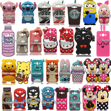 3D Soft Silicone Phone Back Case Cover Skin For Samsung Galaxy J1 J2 J3 J5 J7 A5 A7 J510 J710 A510 A710 J310(J3 2016)