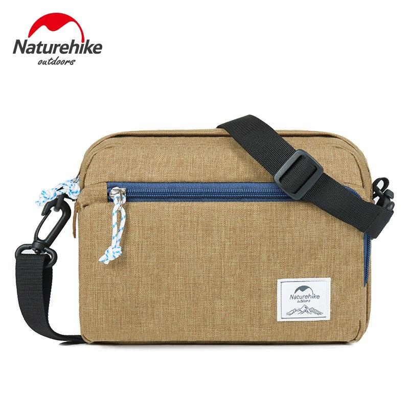 Naturehike Travel Bag 7L Man Bags Ultralight Outdoor Camping Hiking Storage Messenger Bags Portable Small Men's Shoulder Bag