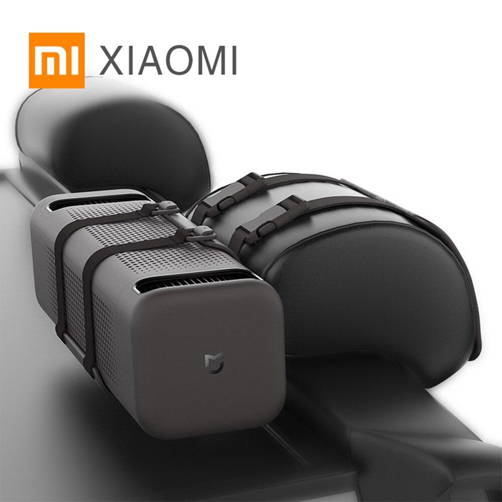 Xiaomi Auto Purificatore D'aria Doppio Ventole Filtro Aria Ionizzatore Deodorante per Auto Auto del Creatore della Foschia Pm2.5 Eliminatore di Elettricità Per La Casa Intelligente