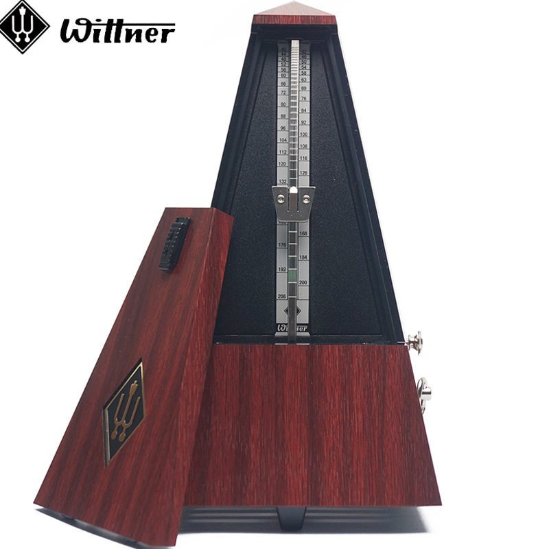 WITTNER Germany Original import  Metronome Rhythmic device Mechanics-in Brass Parts & Accessories from Sports & Entertainment    1