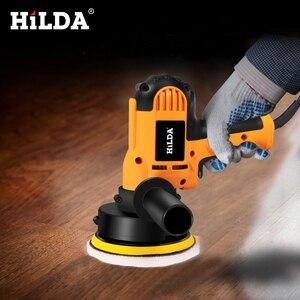 Image 5 - HILDA 700W voiture polisseuse Machine de polissage automatique vitesse réglable ponçage épilation outils voiture accessoires Powewr outils