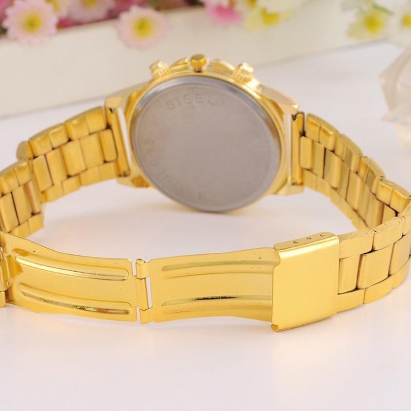 02483d16e2d Relogio feminino nuevas mujeres relojes números romanos Crystal pulsera  casual Wach vestido elegante reloj mujer reloj Mujer en Relojes de mujer de  Relojes ...