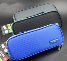 New arrival  large capacity pencil case student stationery box DELI 66646