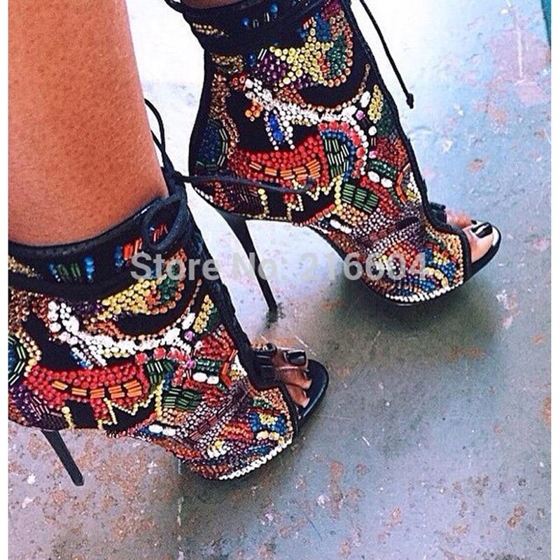 Nicki Minaj High Heel Shoes