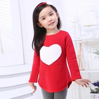 2019 autumn love girls clothes sets (headband+coats+pant)Fashion toddler homewear floral kid suits outerwear children clothing
