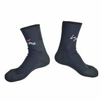 Brand New Layatone Black 3mm Neoprene Scuba Diving Socks Men