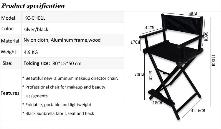 Size. Metal Folding Chair ...