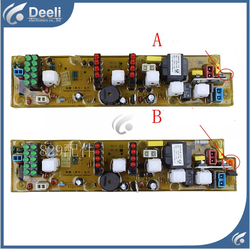 95% new Original good working washing machine board for Haier xqb42-62gm xqb45-62bg xqb45-62hfcb on sale free shipping 100% tested for washing machine board wfs1266ct wfc1256ct motherboard 4619 714 03847 good working on sale