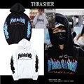 New 2016 brand harajuku hip hop sweatshirt men women palace skateboards thrasher hoodies men sudaderas hombre moleton masculino