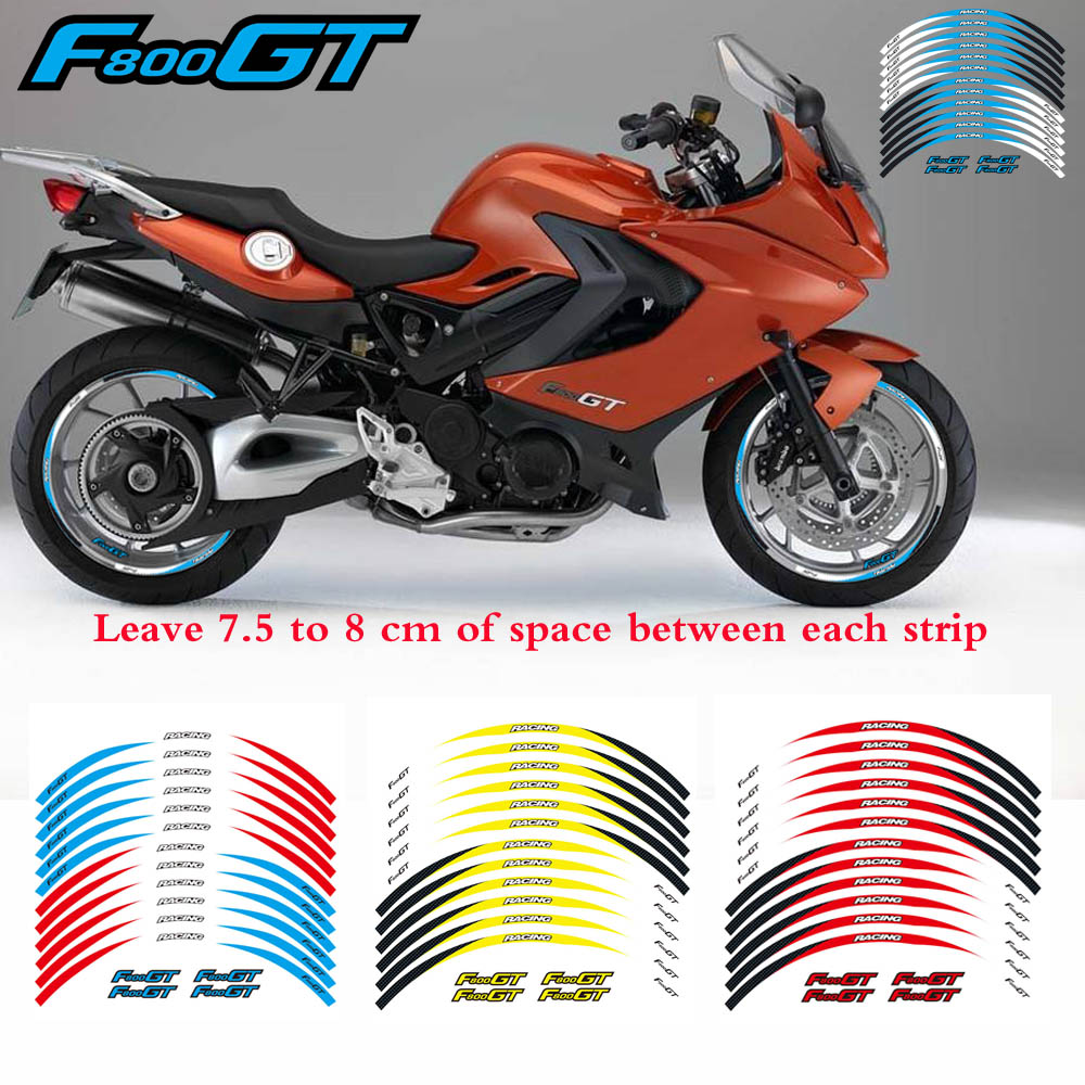 17 Inch Tire Fit BMW F800GT High Quality 4 Color