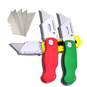 Knife Blade Scalpel Multifunctional Note Is 4pcs The-Product-Color Please Know Sent Randomly