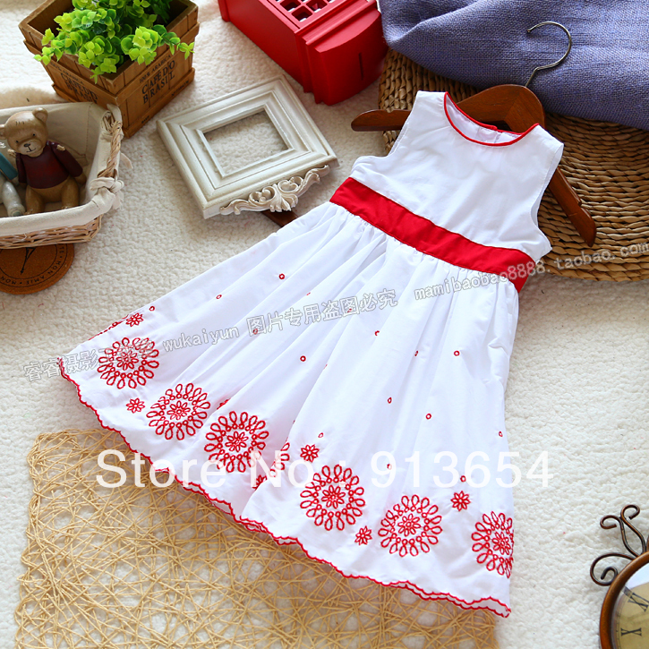Free Shipping Retail New 2017 Summer Baby Clothing For The Girls
