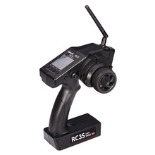 Hot Sale High Quality Radiolink 2 4G 4CH RC3S Transmitter With LCD Display Screen For font