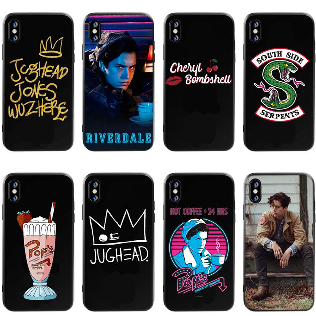 American TV Riverdale Jughead South Side Serpents Phone