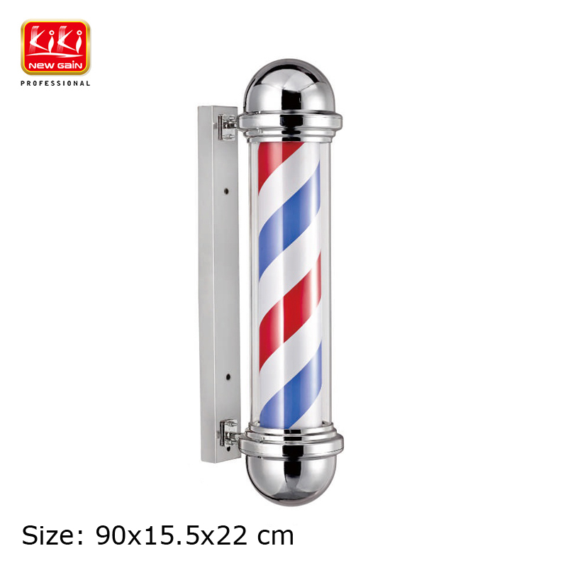317C Size Roating Barber Pole.Salon Equipment.Barber Sign.Free Shipping.Hot Sell European Style