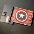 Comics Dc Marvel os vingadores Hulk / homem de ferro Thor / capitão / Superman Logo bolsa de crédito Oyster cartão de licença titular carteira de banda desenhada