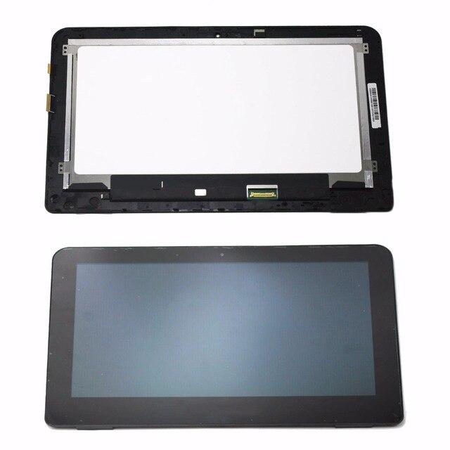 New 11.6'' For HP Pavilion 360 11-K154SA 11-k103NA 11-k101NA 11-K013CL Full LCD Display Touch Screen Digitiser Assembly + Bezel