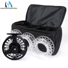 Maximumcatch Maxcatch Cassette Fly Reel #5/6 #7/8 Die Casting Aluminum With 3 Extra Plastic Cassette Spools Fly Fishing Reel