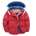 Doudoune Enfant Kids Femovable Boys Coat Duck Down Snow Wear Children Winter Coat Boys Jacket Out Wear 3 Way To Wear Clothings