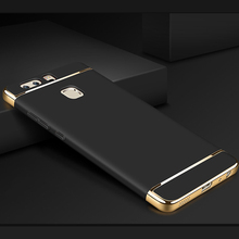 Luxury 360 Degree Shockproof Cover Cases For Huawei P10 Case for Honor 6X Mate 9 P8 P9 Lite P35