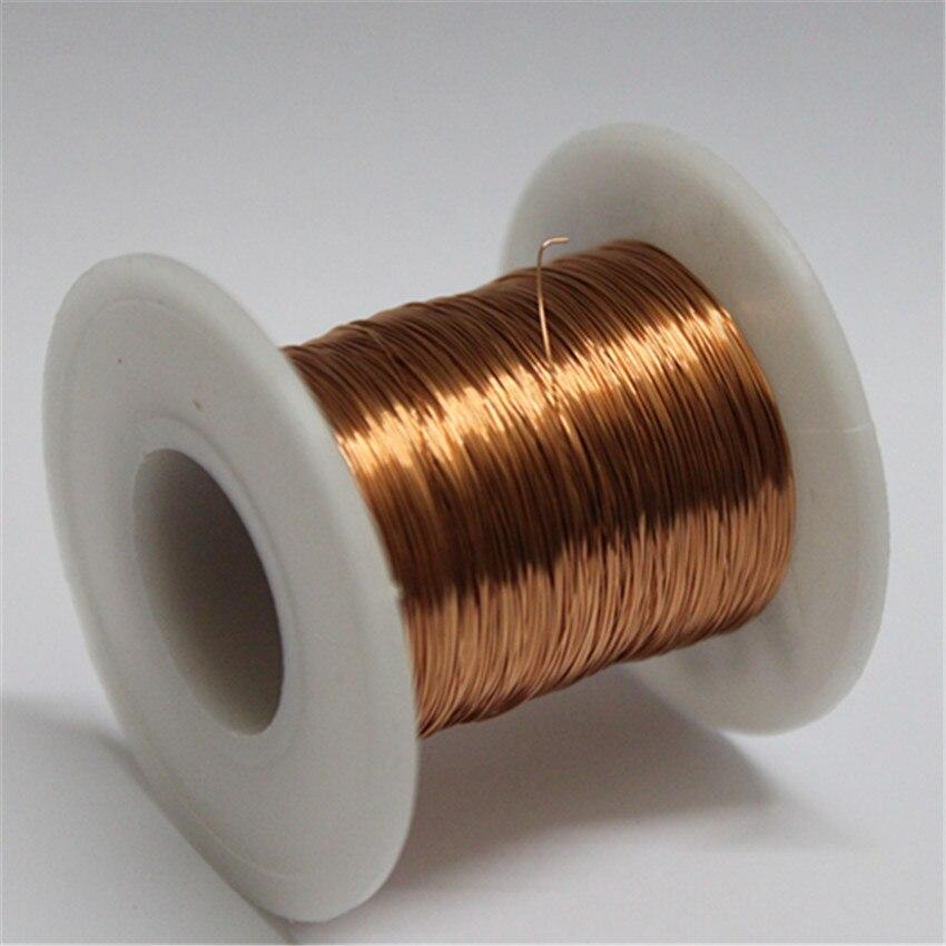 0.32mm * 500 m/pc, longueur, fil de cuivre QA-1-155 fil de cuivre émaillé