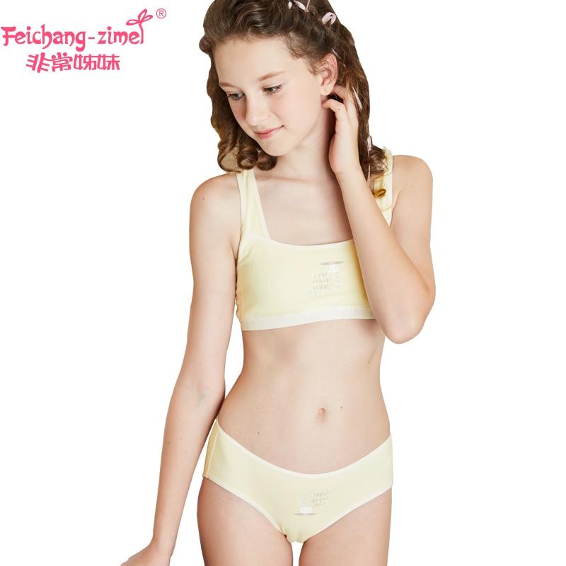 Gratis forsendelse Feichangzimei Teenage Girl Underwear-2329
