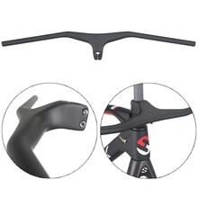 TOSEEK Carbon Handlebar Bike Integrated 800 mm Parts