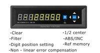 Easson digital readout ES 19 single axis display one axis digital readout dro linear scale
