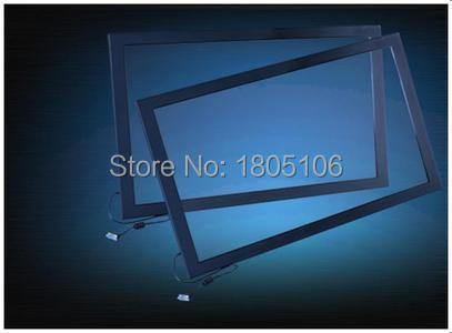 19 inch 2 points IR touch screen / IR touch panel for touch table, kiosk etc 32 inch high definition 2 points multi touch screen panel ir multi touch screen overlay for touch table kiosk etc
