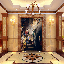European and American sexy beauty background wall paper wallpaper bathroom bar seamless 3D mural body art poster wall painting tie ler fight club kraft paper poster movie vintage paper poster retro art wall decoration wall sticker 51 5 35 cm