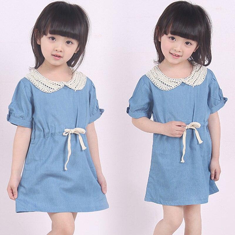 Popular Denim Dress for Girls-Buy Cheap Denim Dress for Girls lots ...