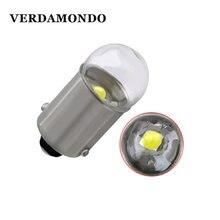 СВЕТОДИОДНЫЙ Автомобильный светильник BA9S T4W, 1 шт., лампа T2W T3W H5W, светодиодный светильник для номерного знака автомобиля, 1 Светодиодный свет...
