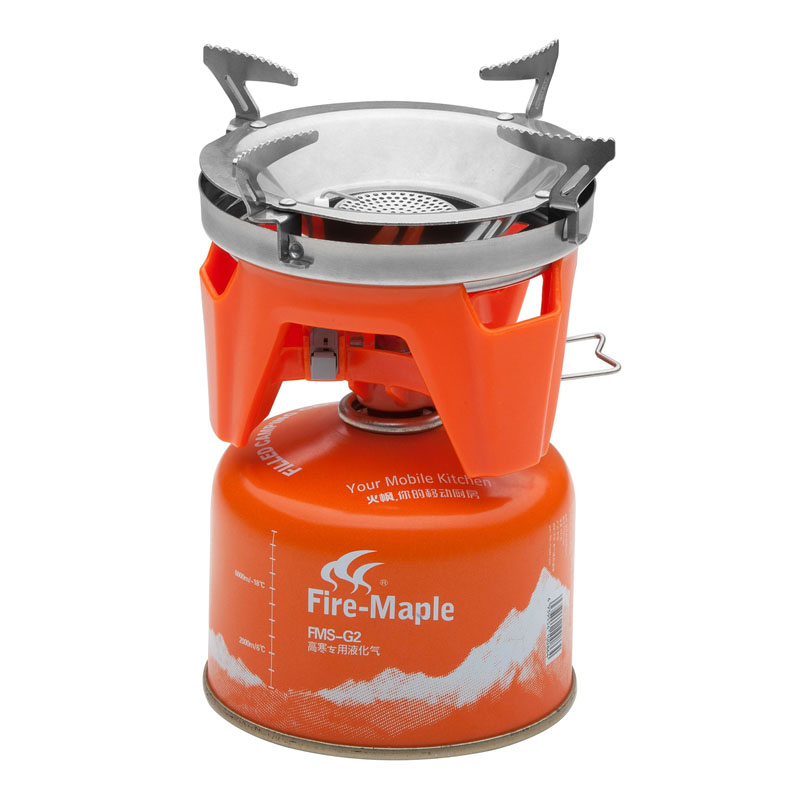 Fire Maple FMS-X2 New Propane Refill Travel Gas Adapter Butane Gas Cylinder Camping Stove Fuel for Lighters Cooker Oil Camping