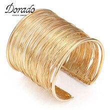 Wide Open Cuff Bracelets Amp Bangles For Men Women Gold Silv