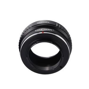 Image 4 - K&F Concept Adapter for M42 Screw to Fujifilm FX XPro2 X T2 X M2 camera  X T20  X T3  X T30