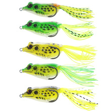 5 frog tackle lure
