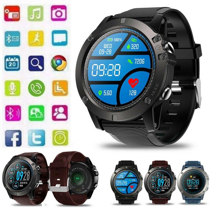 Nouvelle montre intelligente Bluetooth VIBE 3 PRO étanche pour les Sports Android/iOS