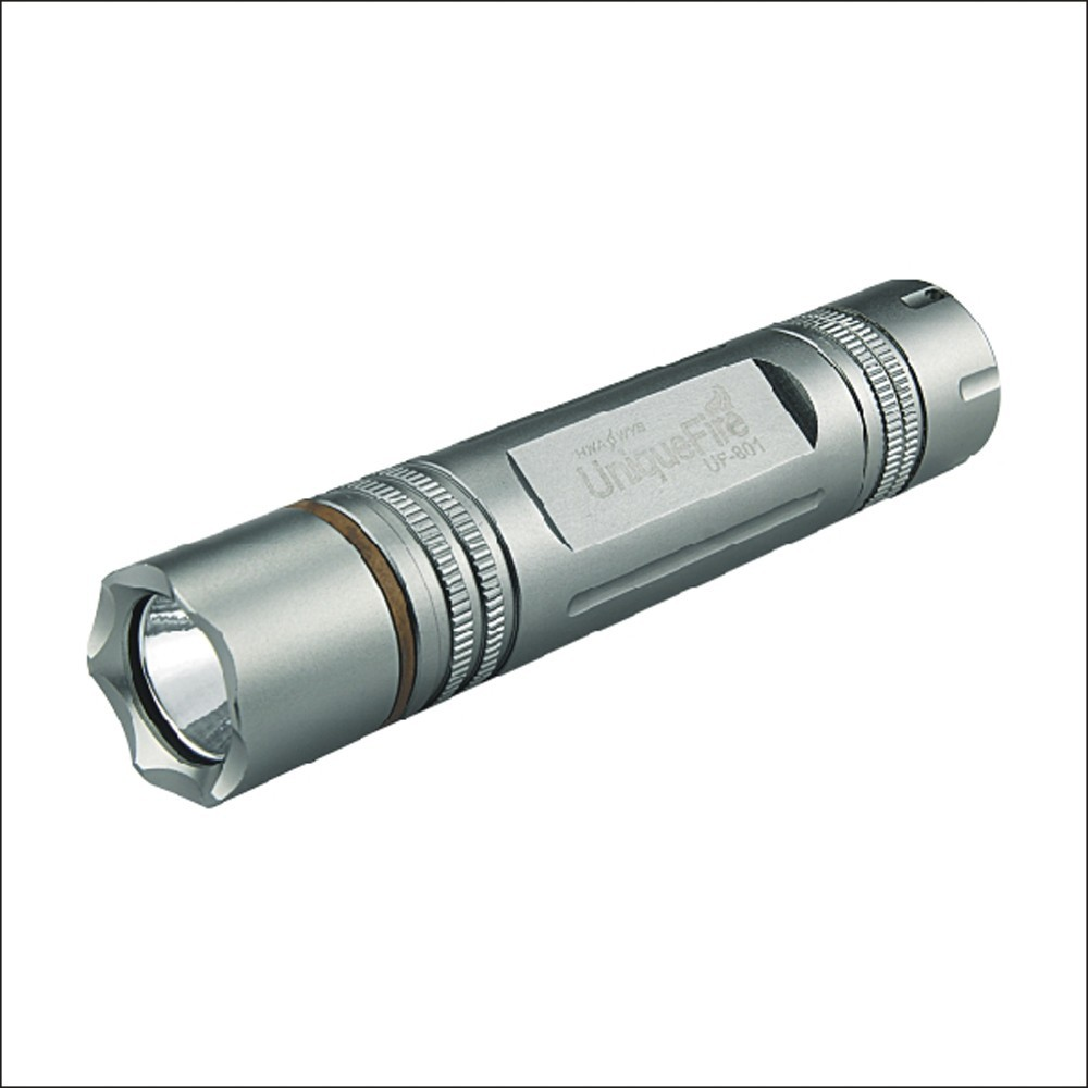 Latest Collection Of New Uniquefire 801 Q5 18650 Rechargeable Flashlight Aluminum Alloy Hand-held Lamp Torch Can Be Repeatedly Remolded. Led Flashlights Led Lighting