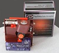 JY-368 최고 엔트리 CPU 손색없는 동전 accpetor 선택기 토큰 또는 동전