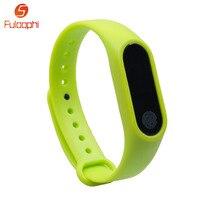 M2 IP67 Waterproof Smart Wristband Bracelet Smart Heart Rate Monitor Fitness Tracker Bluetooth Smartband Wrist For