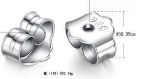 50 шт./лот, серьги из стерлингового серебра 925 пробы, серьги-подвески с золотыми бабочками для самостоятельного изготовления ювелирных украш...