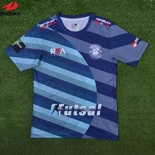 Sublimation football shirt maker soccer jersey Soccer jersey manufacturer Free shipping custom soccer jersey