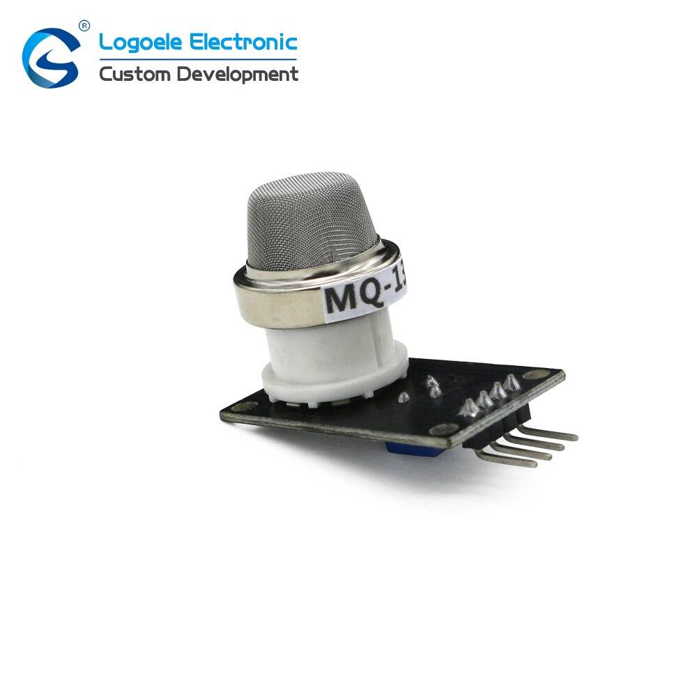Capteur de détection d'ammoniac de haute qualité 10-300ppm MQ-137 MQ137 NH3 module de capteur de gaz sortie analogique et sortie de niveau TTL livraison gratuite