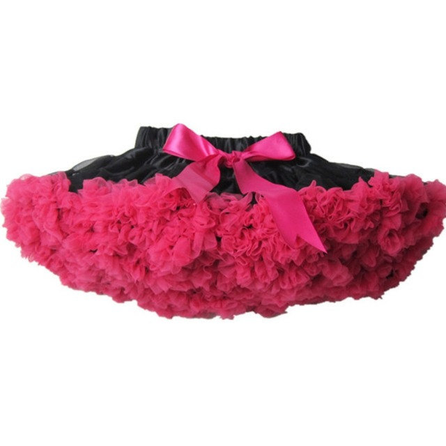 Free Shipping 2-10 Years Fluffy Chiffon Skirt Tutu Skirts Baby  Pettiskirts girls Princess Dance Party kids petticoat skirts
