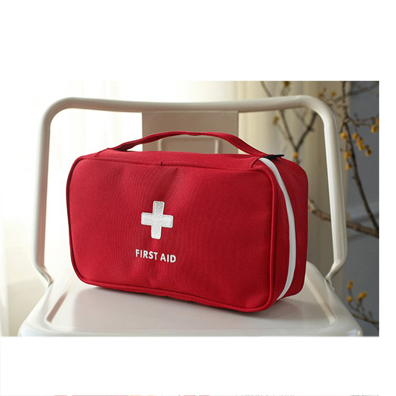 New Style Large Empty Portable First Aid Kits Household Outdoor Camping Traveling Rescue Emergency Treatment Medical Bag