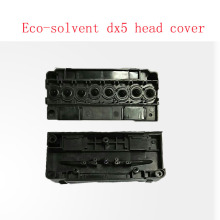 good quality domestic solvent dx5 head cover mainfold for dx5 solvent printer printhead mainfold