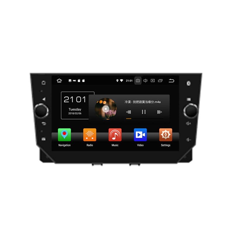 Встроенная память 64G Android 8,0 для сиденья Ibiza 2018 2019 Octa Core PX5 DVD мультимедиа gps навигация Авторадио dvd плеер