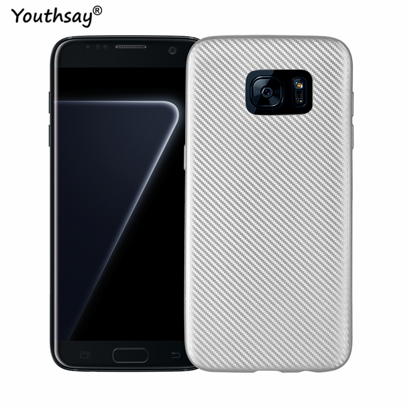 For fudna Samsung Galaxy S7 Case Soft TPU Cover For Samsung galaxy S7 G930 Relief Coque Capa for Samsung S7 S 7 s7 G9300 Bags