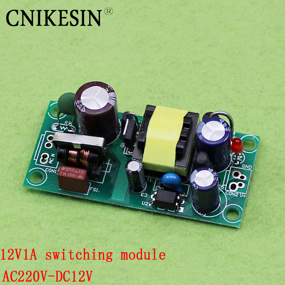 Aliexpress Com   Buy Cnikesin 12v1a Switching Power Supply