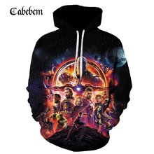 Bright avengers printed 3D hoodie pullover men's and women's casual sport shirts sportswear brand pullover men's hoodie coat недорго, оригинальная цена